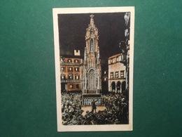 Cartolina Nuova Macchina Trionfale Di S.Rosa Di Viterbo - 1921 - Viterbo