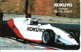 Formule 1 Formula Automobe KOKUYO Formula Racing Project  - F1  Phonecard  Telefonkarten (G151) - Sport