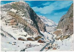 Val D'Isère - La Daille, Vue D'ensemble Aérienne - (Savoie) - Val D'Isere