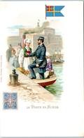 TIMBRES -- La Poste En SUEDE - Stamps (pictures)