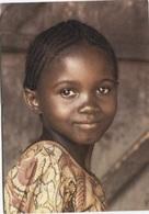 CPM - République CENTRAFRICAINE - Jeune Fille - Edition UNICEF - Central African Republic