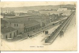ALGER / LA GARE - Alger