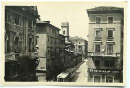 RIJEKA, FIUME (CROAZIA) - Bazar, Tram And Other Buildings - Croazia