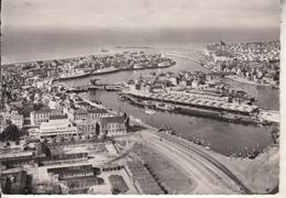 DIEPPE - Vue Aérienne Du Port - Dieppe