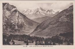 74   Les Aravis Et Le Mont Blanc - France