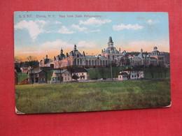 Prison---NY State Reformatory  Elmira NY      Ref 3358 - Gevangenis