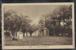 CPA - GABON - Eglise De TALAGOUGA - Gabon