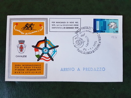 (38358) STORIA POSTALE ITALIA 1976 - 6. 1946-.. Repubblica