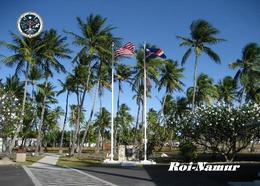 Marshall Islands Roi-Namur Island View New Postcard Marshallinseln AK - Marshall Islands