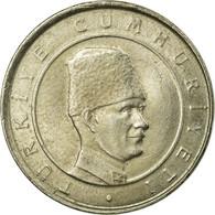 Monnaie, Turquie, 100000 Lira, 100 Bin Lira, 2002, Istanbul, TB+ - Turquie