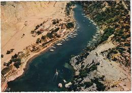 Calanque De Port-Miou - Vue Aérienne De La Calanque - (Cote De Marbre, Calanques Provencales) - Cassis