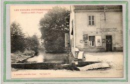 CPA - RAON-aux-BOIS (88) - Aspect Du Quartier De La Poste Dans Les Années 20 - Autres Communes