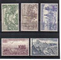 POL535 TSCHECHOSLOWAKEI CSSR 1955 MICHL 894/98 ** Postfrisch SIEHE ABBILDUNG - Tschechoslowakei/CSSR