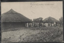 CPA - NIGERIA Oriental - DEMSHI - Sortie De Messe - Nigeria