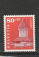 Suisse Neuf 1993 N° 1439  Pont De La Chapelle à Lucerne - Suisse