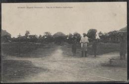 CPA - NIGERIA Oriental - DEMSHI - Vue De La Mission - Nigeria