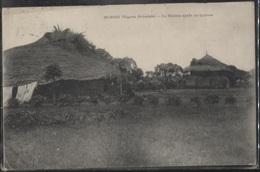 CPA - NIGERIA Oriental - DEMSHI - La Mission Après Un Cyclone - Nigeria