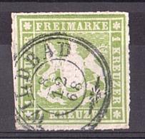 Wurtemberg - 1866 - N° 30 Oblitéré - Wuerttemberg