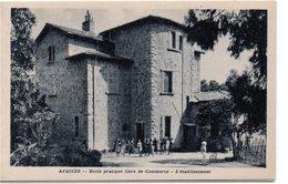 école Pratique Libre De Commerce - L'établissement - Ajaccio