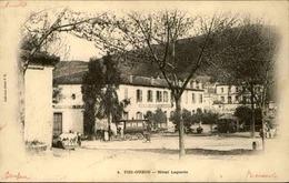 ALGÉRIE - Carte Postale - Tizi Ouzou - Hôtel Lagarde - L 29480 - Tizi Ouzou