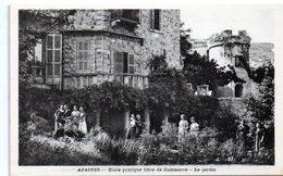 école Pratique Libre De Commerce - Le Jardin - Ajaccio