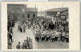 53051204 - Hirson Soldatenversammlung WK I - Hirson