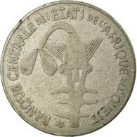 Monnaie, West African States, 100 Francs, 1981, Paris, TB+, Nickel, KM:4 - Côte-d'Ivoire