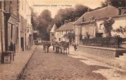 60-ERMENONVILLE- LE VILLAGE - Ermenonville