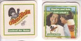 Auer Bräu Rosenheim , Lockruf Der Natur , Hopfen Und Malz Gott Erhalts - Sous-bocks
