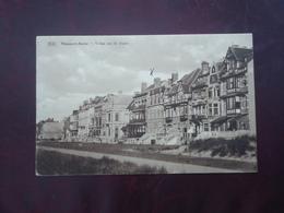 Nieuport - Bains    Villas Sur La Digue       ( 2scans ) - Nieuwpoort