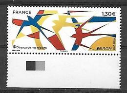 France 2019 - Yv N° 5320 ** - Oiseaux De Nos Régions - Unused Stamps