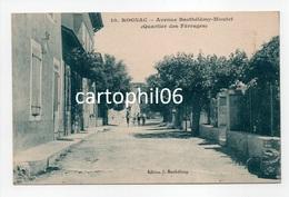 - CPA ROGNAC (13) - Avenue Barthélémy-Moutet (Quartier Des Férrages) - Edition J. Barthélémy N° 10 - - France