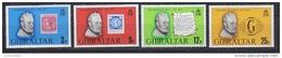 Gibraltar 1979 Rowland Hill 4v ** Mnh (42767H) - Gibraltar