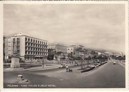 PALERMO - FORO ITALICO E JOLLY HOTEL - Palermo