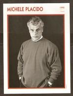 PORTRAIT DE STAR 1990 ITALIE ITALIA ITALY - ACTEUR MICHELE PLACIDO - ACTOR CINEMA - Photographs