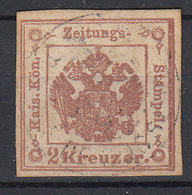 OOSTENRIJK - Michel - 1858 - Nr 3 - Gest/Obl/Us - Fiscali