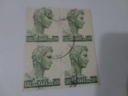 QUARTINA 500  LIRE- 1977 - 6. 1946-.. Repubblica