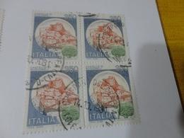 QUARTINA 350   LIRE- 1981 - 6. 1946-.. Repubblica