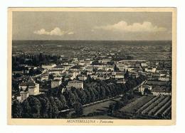 MONTEBELLUNA:  PANORAMA  -  FG - Treviso