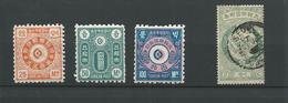 Kleines Lot  Korea, Wie Abgebildet - Korea (...-1945)