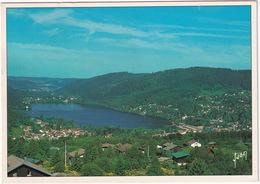 Gerardmer - Le Lac Vu De La Tete Du Costet - (Vosges) - Gerardmer
