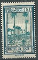 Guyane Française - TAXE -   Yvert N° 13 **  - Bce 19701 - Neufs