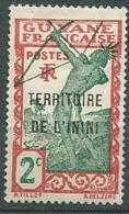 Inini  -   Yvert N° 2  *  - Bce 19704 - Inini (1932-1947)