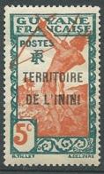Inini  -   Yvert N° 4 *  - Bce 19706 - Inini (1932-1947)