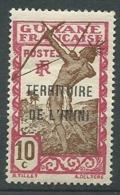 Inini  -   Yvert N° 5 *  - Bce 19707 - Inini (1932-1947)
