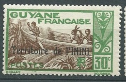 Inini  - Yvert N° 37  *    -    Bce 19722 - Inini (1932-1947)