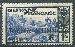 Inini  - Yvert N° 42  *    -    Bce 19723 - Inini (1932-1947)