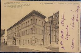 Carpentras - Le Palais De Justice, La Façade - Carpentras