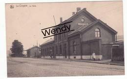 La Croyère (la Gare) - La Louvière