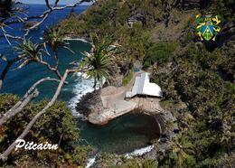 Pitcairn Island Bounty Bay New Postcard Pitcairninseln AK - Pitcairn Islands